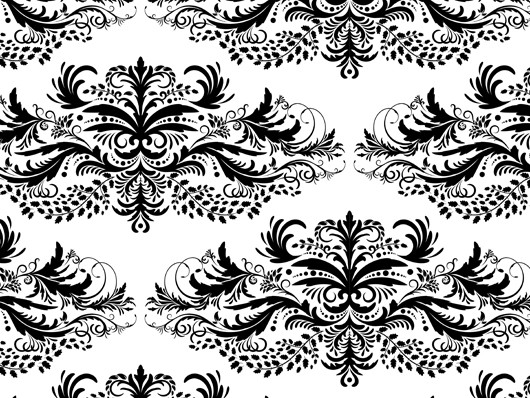 Lace Pattern Frame