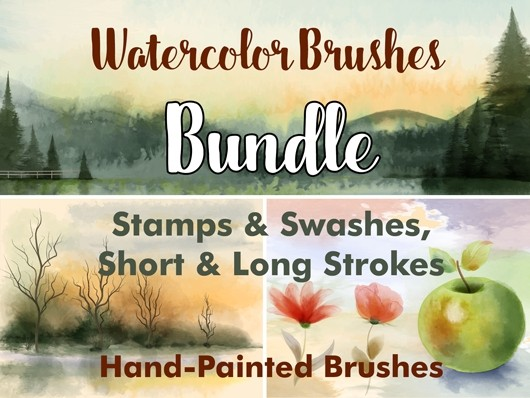 Bundle - Ai Stamps & Strokes