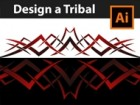 How to Design a Tribal - Adobe Illustrator Tutorial