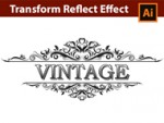 How to draw a Vintage Ornate Frame in Illustrator