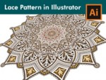 How to draw Lace Patterns in Adobe Illustrator