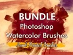 Bundle - PS Watercolor Brushes