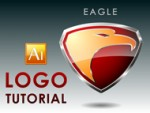 Adobe Illustrator Tutorial - How to create a Professional Eagle Logo