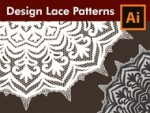 How to design a Lace Pattern in Adobe Illustrator