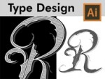 How to Design the Letter R - Adobe Illustrator Tutorial