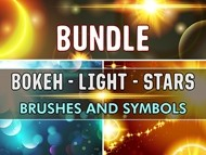 Bundle - Star Light Bokeh