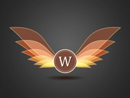 Colorful Wings Logo