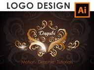 How to Design a Golden Logo in Adobe Illustrator