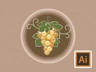 Design a Wine Logo in Adobe Illustrator