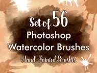 PS Watercolor Brushes 01