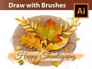 How to Draw a Vector Thanksgiving Illustration in Adobe Illustrator