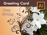 How to Design a Greeting Card - Adobe Illustrator Tutorial