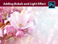 Photoshop Tutorial - How to adding color and Light Effect